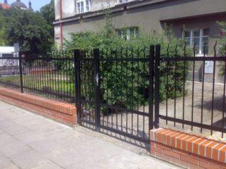 venkovní brána